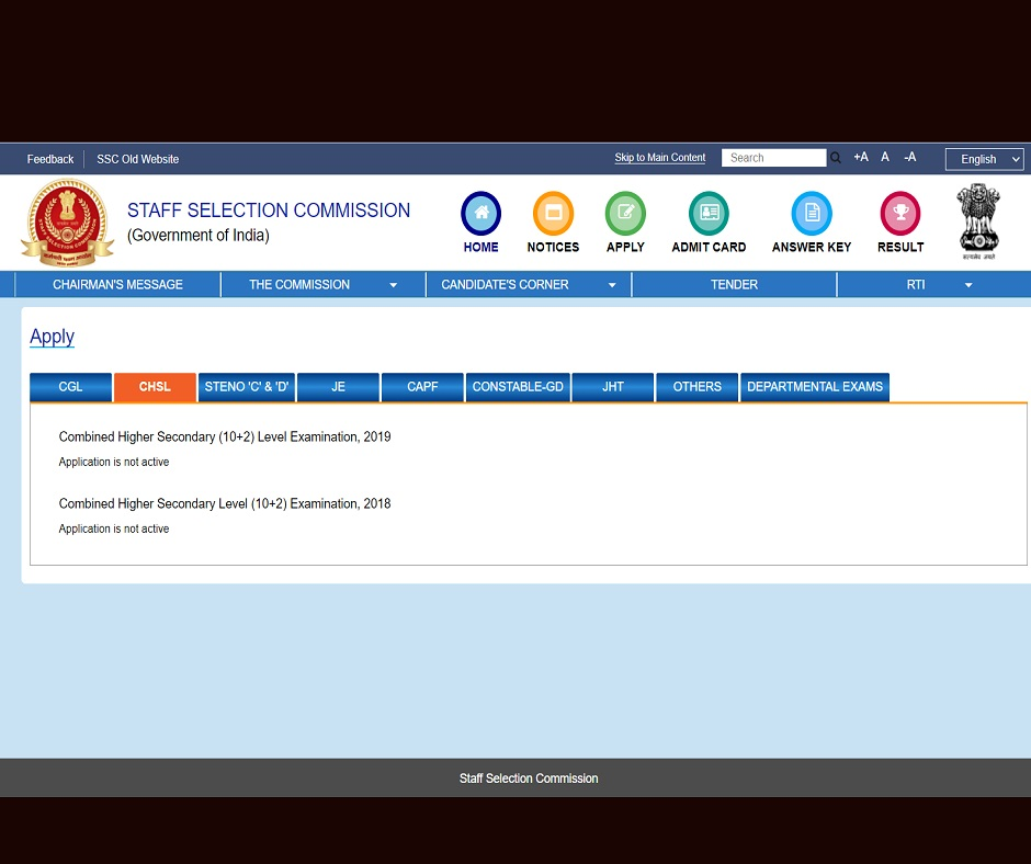 SSC CHSL 2020: Staff Selection Commission to release the registration date today at ssc.nic.in, know how to apply
