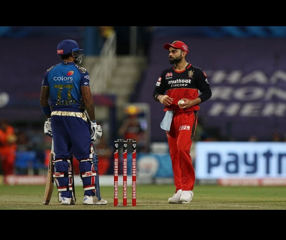IPL 2020 | 'It was really nice to....': Suryakumar Yadav opens up about his 'stare' incident with Virat Kohli