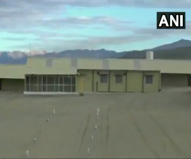 Indian Army establishes upgraded living facilities with heaters, beds for troops deployed in eastern Ladakh | Watch