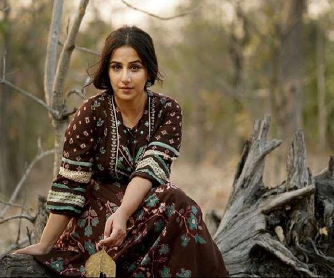 Chalo Shooting shooting khelein': Vidya Balan resumes shoot for Sherni amid  strict COVID-19 protocols