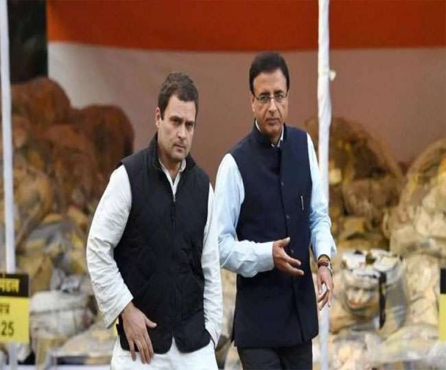 Bihar Assembly Election 2020: Congress forms committees for polls; Surjewala named chairman of key panel