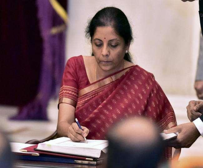 'Centre to disburse Rs 20,000 crore compensation cess to states': Nirmala Sitharaman