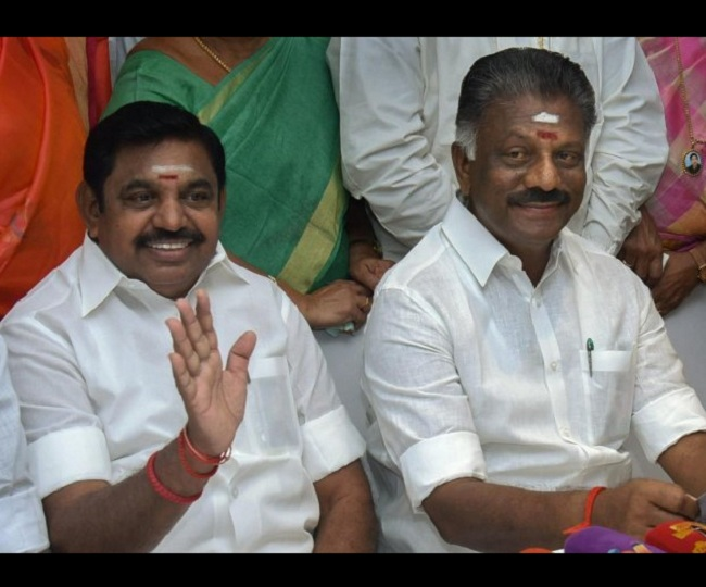 E Palaniswami to be AIADMK's CM candidate for Tamil Nadu assembly elections due next year