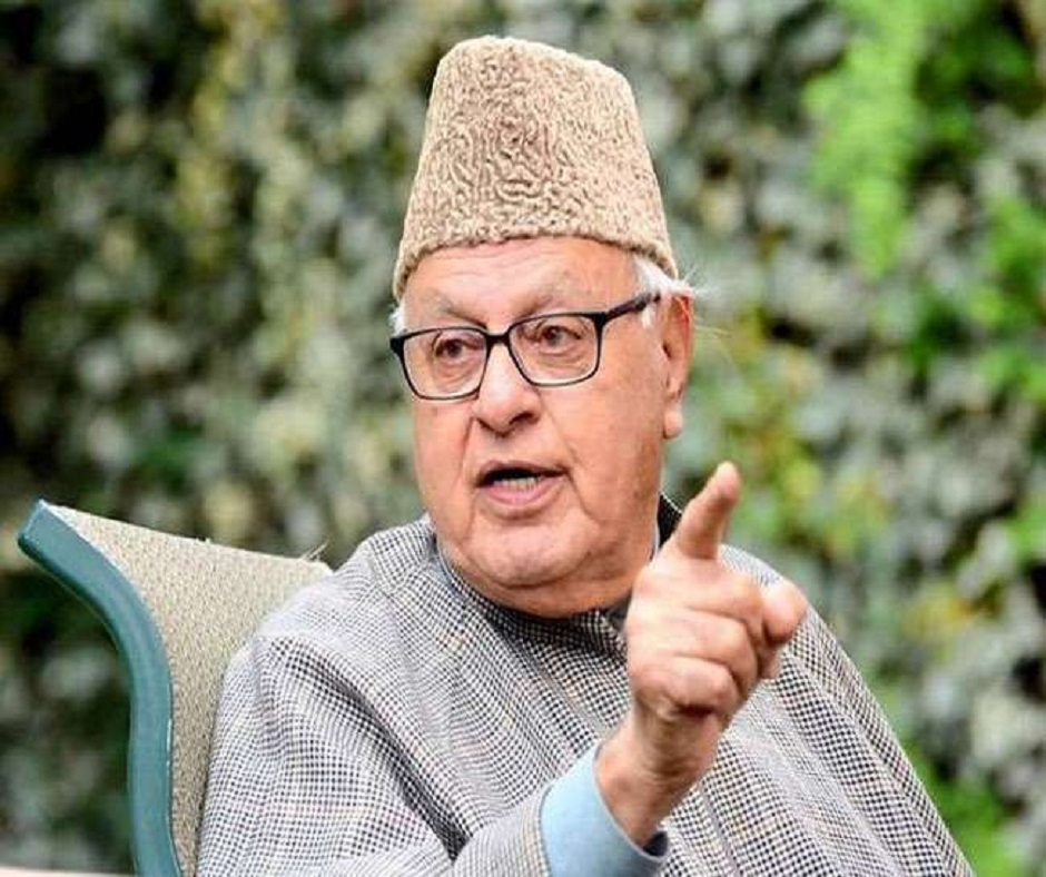 'Farooq Abdullah stopped from offering prayers on Milad-Un-Nabi,' alleges National Conference