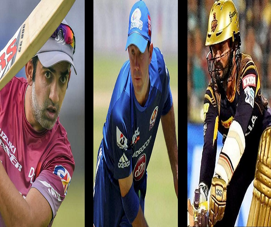 IPL 2020: From Gautam Gambhir to Ricky Ponting to Dinesh Karthik; IPL skippers who stepped down midway