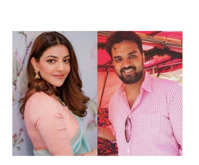 Kajal Aggarwal's comment on fiancé Gautam Kitchlu's post reveals he is super aesthetic, see photo