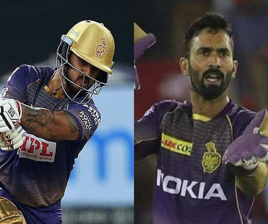 IPL 2020 | 'A terrific talent': KKR's Dinesh Karthik heaps praise on Nitish Rana after 87-run knock against Chennai Super Kings