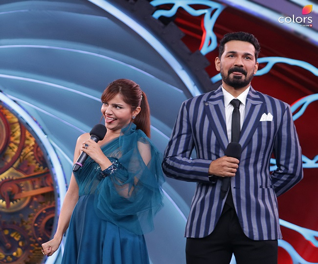 Bigg Boss 14 Contestants Rubina Dilaik and Abhinav Shukla: Know about the couple's love life, part relationships and more