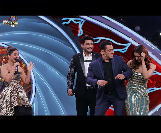 Bigg Boss 14 Grand Premiere: Seven of 11 contestants enter BB House, four 'rejected'; role of 'Toofani Seniors' defined