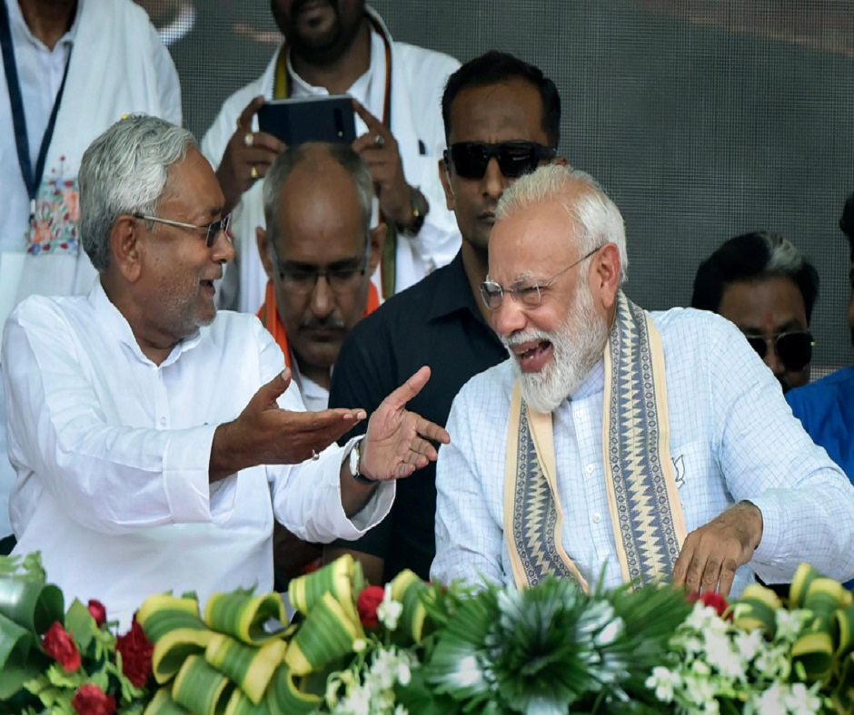 Bihar Elections 2020   'Nitish will be our leader even if we get more seats': BJP clears air over NDA's face