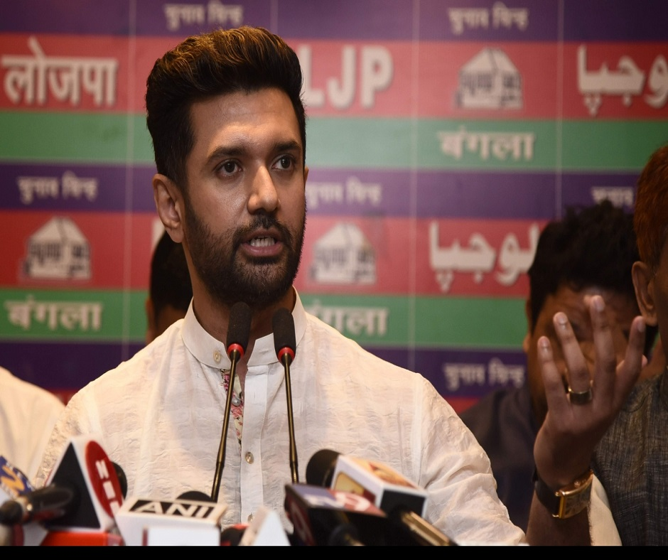 Bihar Assembly Election 2020 | 'If needed, will tear open my chest': Chirag Paswan calls himself 'Hanuman' of PM Modi