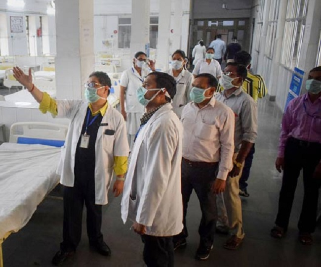 Coronavirus India News: Over 81,000 new cases, 1,095 deaths take India's COVID-19 tally to 63.94 lakh; death toll nears 1-lakh mark