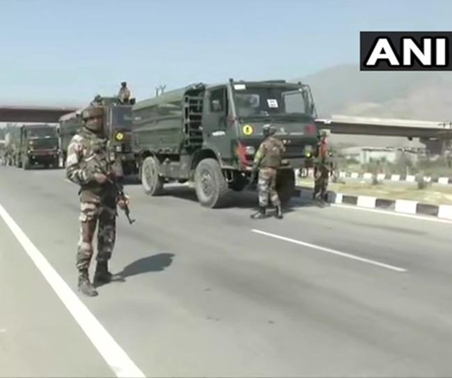Two CRPF jawans killed, 3 injured in terror attack near Srinagar
