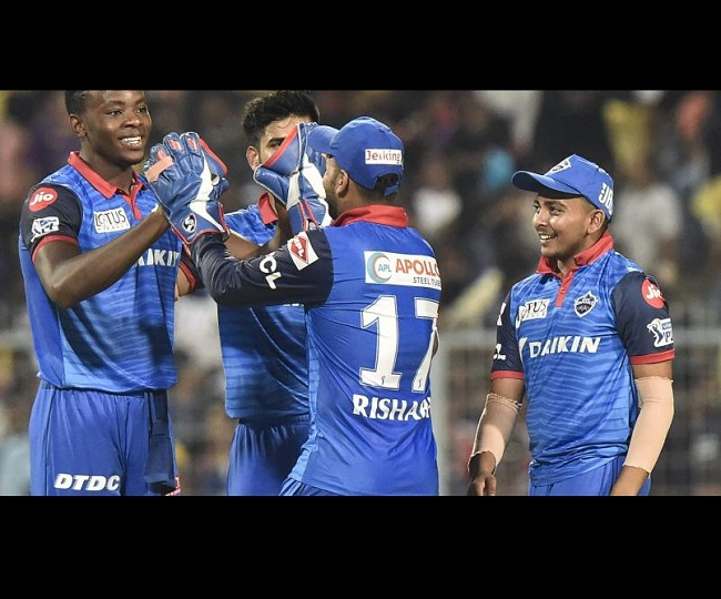 IPL 2020: Delhi Capitals move to top of points table with 46-run win over Rajasthan Royals