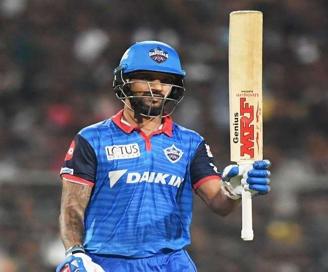 DC vs KXIP, IPL 2020: Shikhar Dhawan becomes fifth batsmen to score 5,000  runs in Indian Premier League