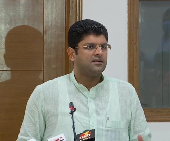Haryana Deputy CM Dushyant Chautala tests positive for Covid-19