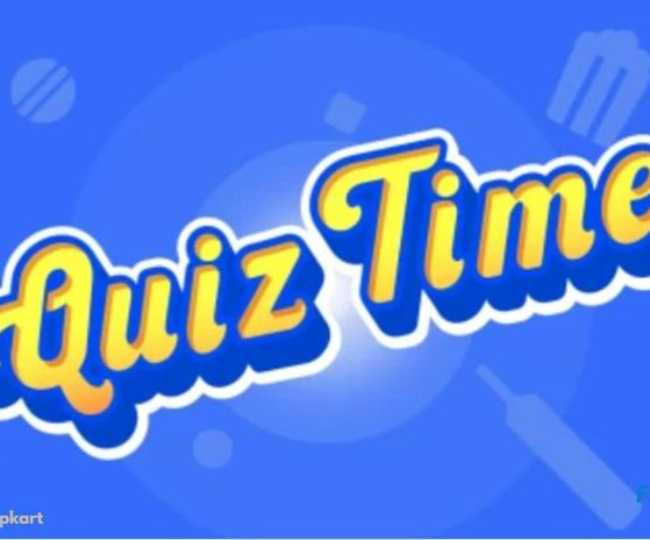 Flipkart Daily Trivia Quiz Answers October 9, 2020: Play the quiz and get a chance to win gems and vouchers