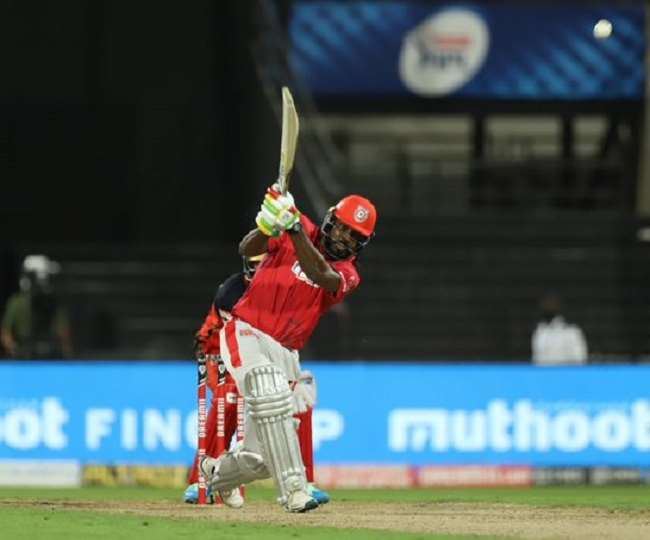 IPL 2020: 'Come on, it's the Universe Boss batting': Chris Gayle when asked if he was nervous in last over against RCB