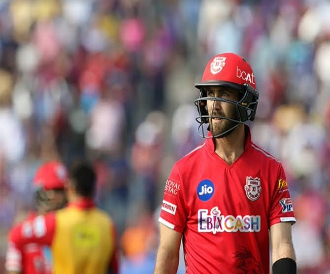 IPL 2020: Is Kings XI Punjab 'unhappy' with Glenn Maxwell?