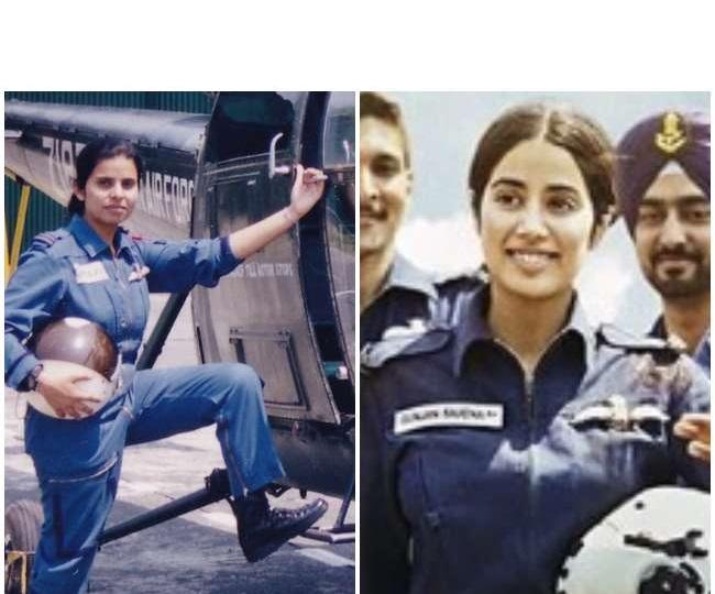 Gunjan Saxena tells High Court 'Never faced gender bias in Air Force'