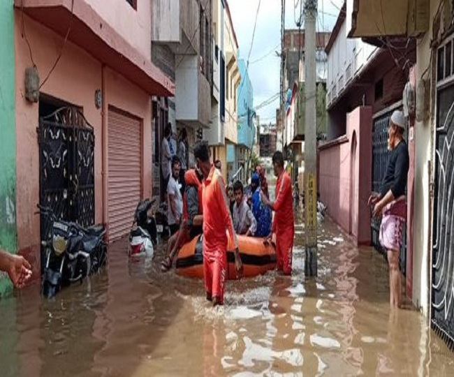 Hyderabad Floods: 15 killed in wall, house collapse following heavy downpour in across Telangana