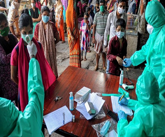 Coronavirus Updates: After months of denial, Centre admits to 'community transmission'