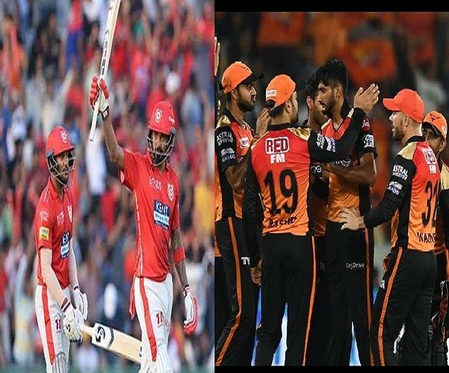 KXIP vs SRH Prediction : Who will today's match between Kings XI Punjab and Sunrisers Hyderabad?