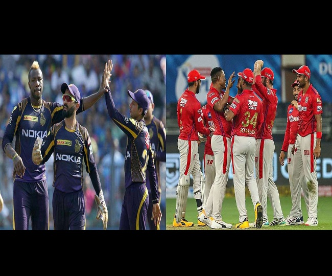 KKR vs KXIP, IPL 2020: Pitch report, weather forecast, predicted playing XI of Kolkata Knight Riders and Kings XI Punjab