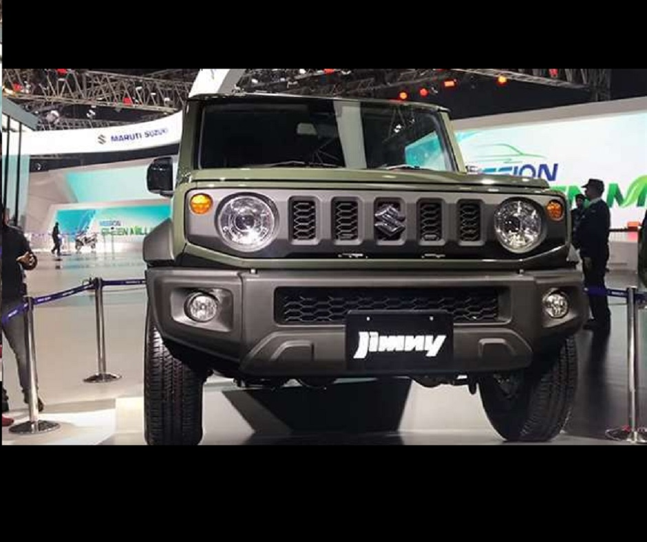 Maruti Jimny spotted near Gurugram; here's all you need to know about its launch