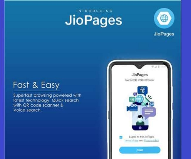 Reliance Jio launches privacy-oriented 'JioPages' web browser; check features and other details here