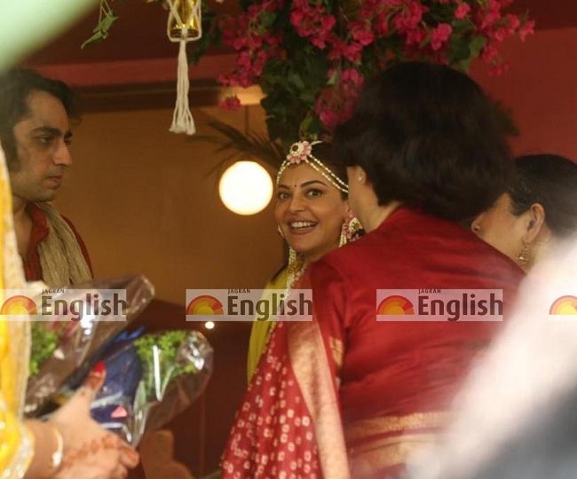 Kajal Aggarwal's pre wedding photos rocked social media, see photos