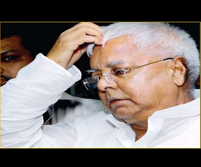 Fodder Scam: Lalu Yadav granted bail in Chaibasa treasury case but unlikely to walk out of jail in pending Dumka case