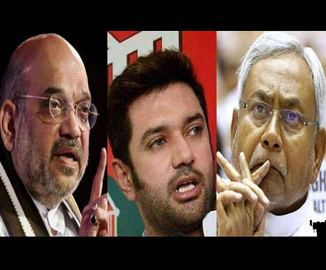 Bihar Assembly Election 2020: Will LJP part ways with NDA? Chirag Paswan to decide today