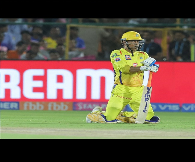 IPL 2020 | 'It was quite....': MS Dhoni reveals why he was coughing against Sunrisers Hyderabad