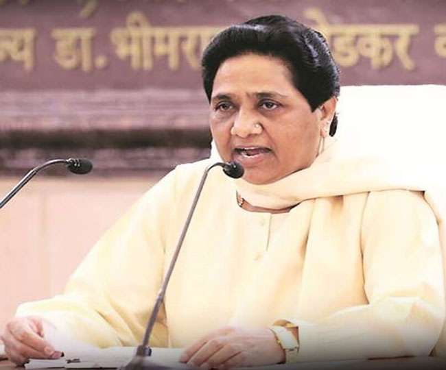 'Even if we have to vote for BJP': Mayawati slams ex-ally Akhilesh Yadav ahead of UP MLC elections