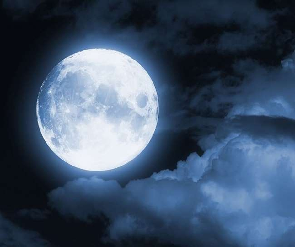 'Once in a Blue Moon': Skygazers prepare to catch sight of rare Blue Moon on October 31