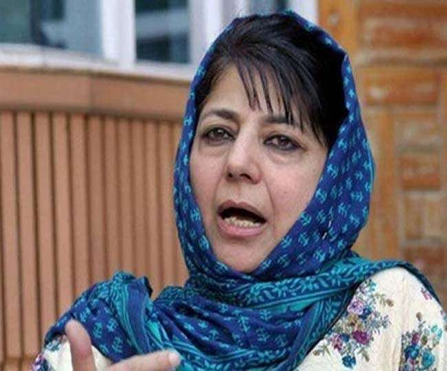 Former Jammu and Kashmir CM Mehbooba Mufti, in detention since August 5 last year, released