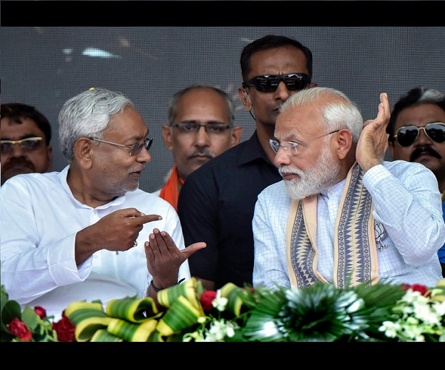 Bihar Assembly Elections 2020: Seat-sharing deal announced; BJP, JD(U) to contest on 115 seats each after LJP exit