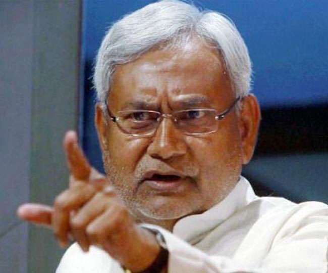 Bihar Assembly Elections 2020: Nitish Kumar loses cool after 'Lalu Zindabad' slogans raised at his rally  Watch