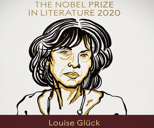 American poet Louise Gluck conferred with Nobel Prize 2020 in literature
