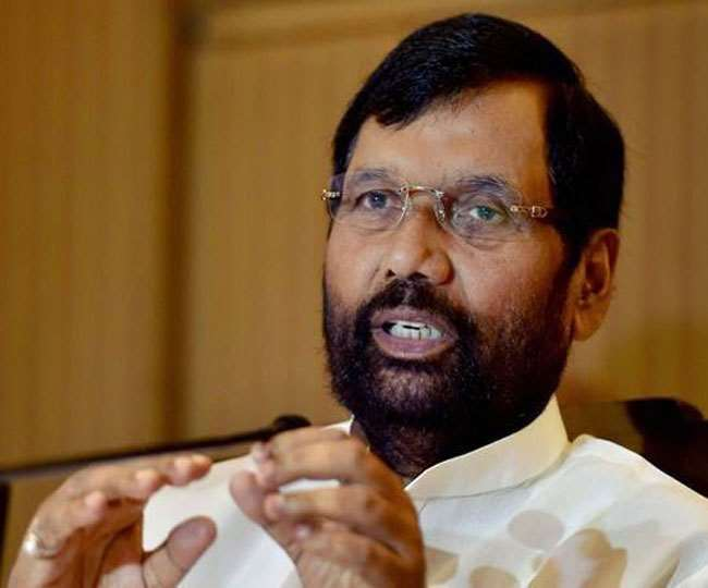 Ram Vilas Paswan Passes Away Here S What He Said In His Last Tweet And Instagram Post