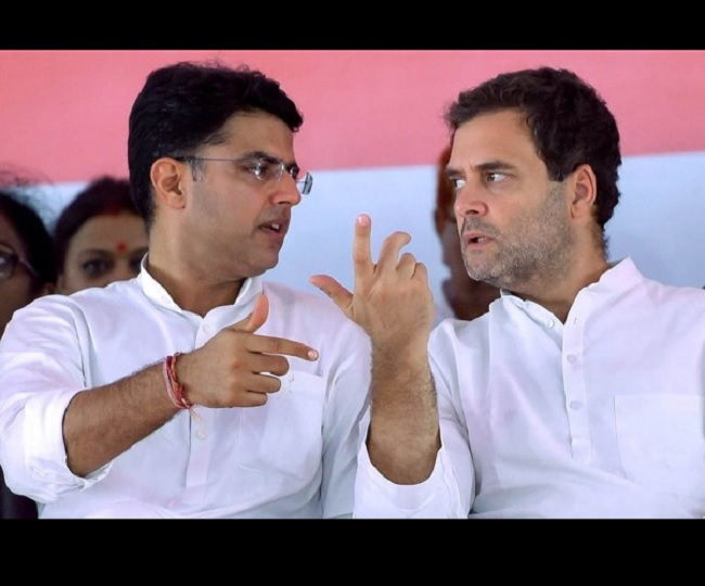 Bihar Assembly Election 2020: Rahul Gandhi, Sachin Pilot in Congress' list of star campaigners