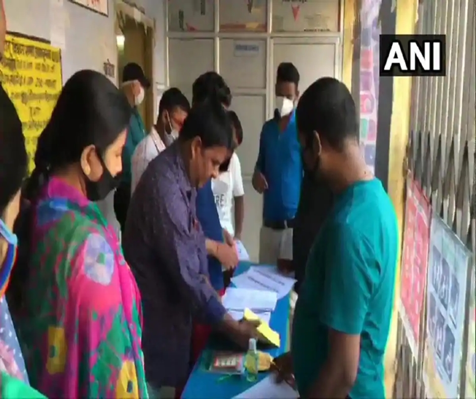Bihar Elections 2020: Voting for phase 1 ends, 53.46% voter turnout recorded till 6 pm amid Covid-19 pandemic