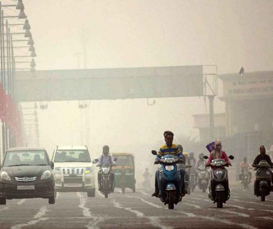 Air pollution linked to 19% of COVID-19 deaths in Europe