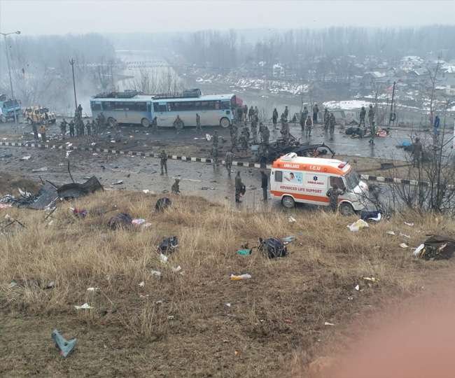 'Apologise to the country': BJP demands Congress' apology after Pak minister admits country's role in Pulwama attack