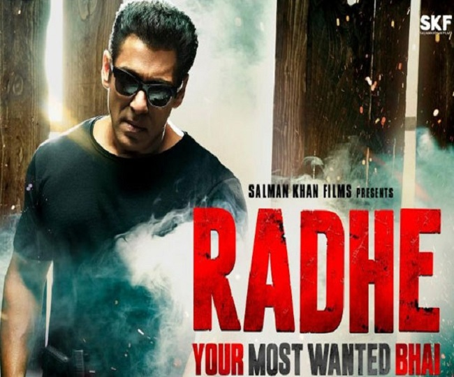 It's a wrap! Salman Khan finishes shooting for 'Radhe: Your Most Wanted Bhai' in Style | Watch