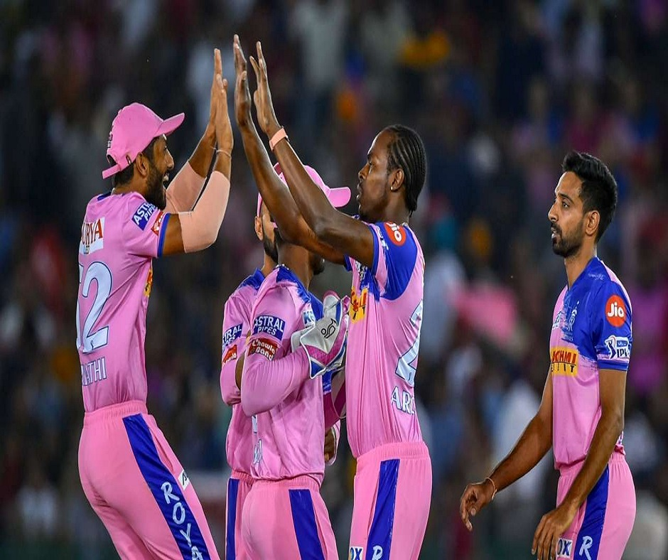 IPL 2020 Points Table: Race to playoffs tightens after Rajasthan Royals' thumping win over Kings XI Punjab