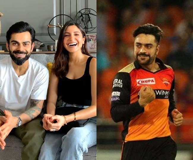 Bizarre! Why Google search shows Anushka Sharma as cricketer Rashid Khan's wife