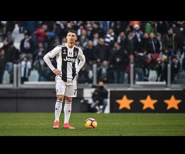 Cristiano Ronaldo tests negative for COVID-19, likely to join Juventus in Sunday's clash against Spezia
