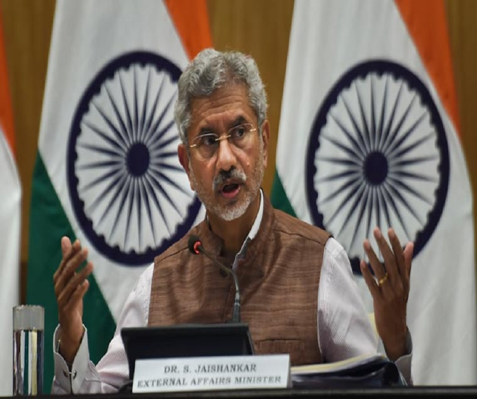 Terrorism remains publicly acknowledged by Pak, making it difficult to conduct normal relations: EAM S Jaishankar